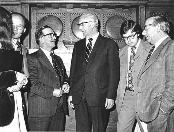 Contact For Christ Launch Event, 10th September 1976